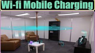 Wireless Charging like Wifi