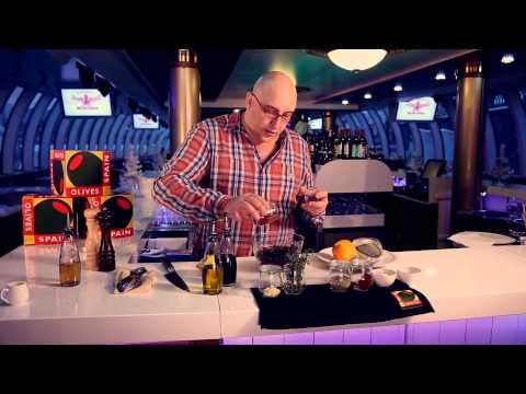 Испанские оливки: рецепт маринада из черных оливок от Николая Бакунова (ресторан Montana)