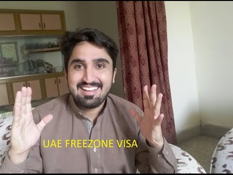 UAE DUBAI FREEZONE JOB VISA | JOBS FOR UNEDUCATED | ZERO ENGLISH BY FASI KHAN !!!