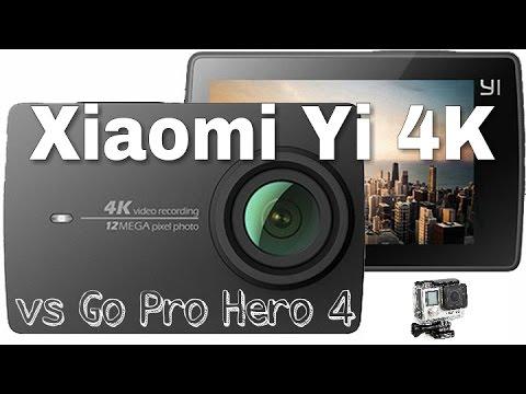 Скайдайвинг с Yi 4K Action Camera - YouTube