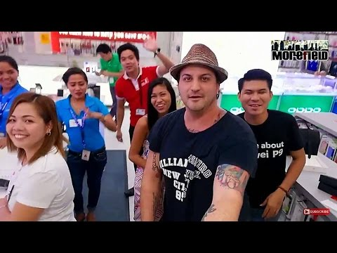 Buying a phone in the Philippines