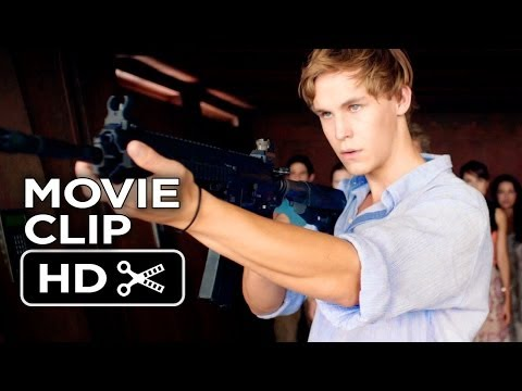 After The Dark Movie CLIP - Sacrifice (2014) - Sci-Fi Movie HD