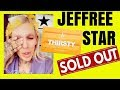 JEFFREE STAR THIRSTY PALETTE SOLD OUT