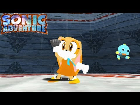 Sonic Adventure Heroes: Cream And Cheese