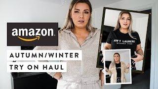 Baixar Autumn/Winter Amazon Fashion Haul & Try On | Honest Opinion Curve Fashion