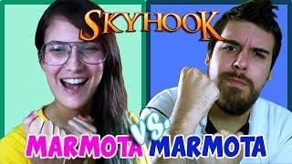 Marmota Vs. Marmota - Skyhook - SEGURA ESSE GANCHINHO!