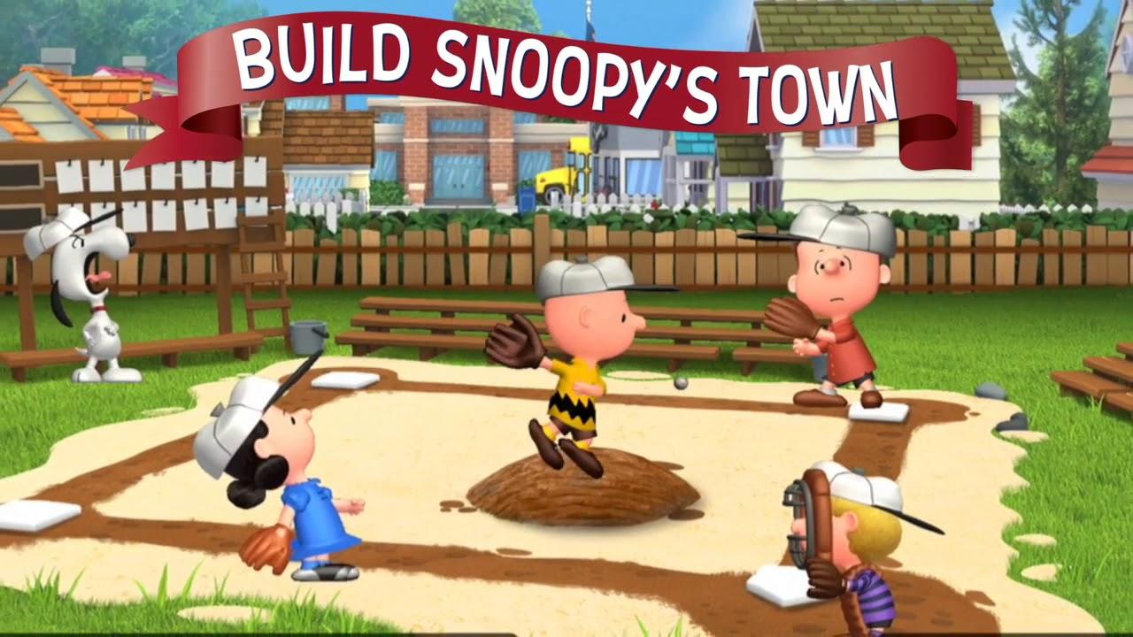 Download snoopys town tale 3 4 0 apk file com activision peanuts apk apk4fun
