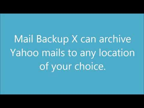 Archive In Yahoo Mail | How To Archive Yahoo Email?