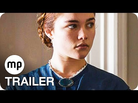 Lady Macbeth Trailer German Deutsch (2017)