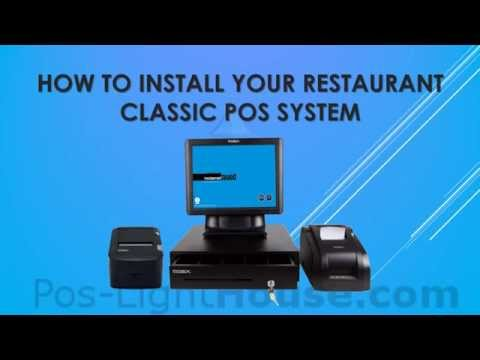 How To Install Restaurant Classic POS System