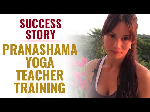Joanna's Yoga Teacher Training Success Story