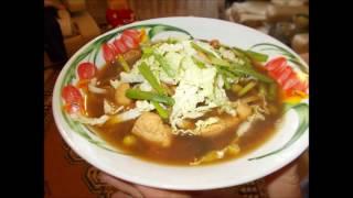 Китайская кухня: суп по китайски