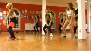 Warsztaty dancehall z Lilą Limanówką (So Fresh) w Szkole Tańca RAZ DWA TRZY w Inowrocławiu