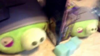Angry Birds Peace Treaty Reenactment Remastered Edition