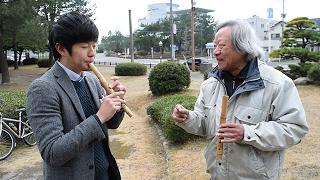 薩摩の郷中教育の一環として、武士の間で伝承されていたのが郷土の楽器...