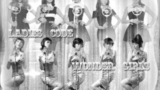 [MASHUP] Wonder Girls (원더걸스) & LADIES