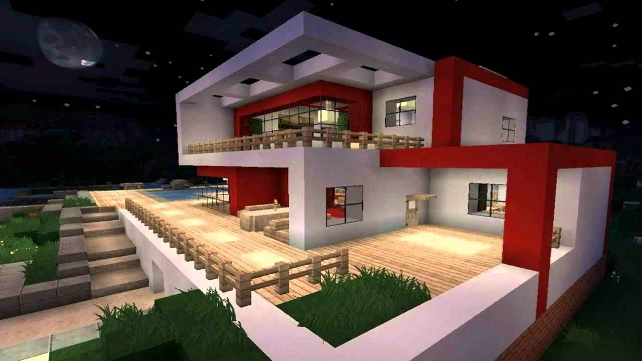 Top 10 Minecraft Häuser - YouTube