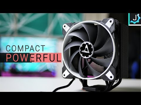 Best All Around CPU Cooler For The Money - Arctic Freezer 33 eSports One Cooler Review