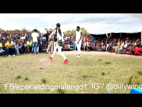 SOUTH SUDANESE HIP HOP UP COMING ARTIST DME