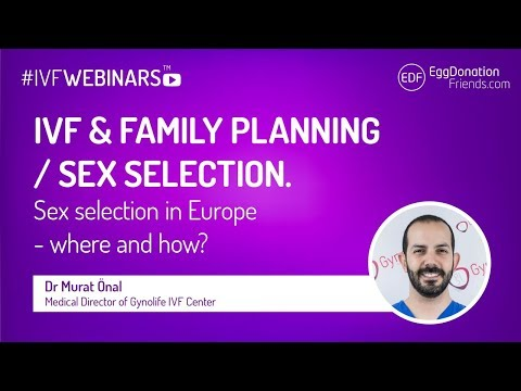 Is IVF with sex selection in Europe possible