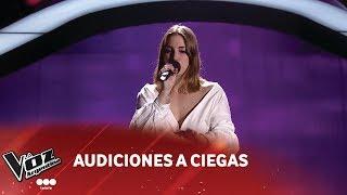 Maria Arnold - &quotFallin&quot - Alicia Keys - Audiciones a ciegas - La Voz Argentina 201 ...