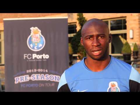 Eliaquim mangala anuncia Porto - Marseille