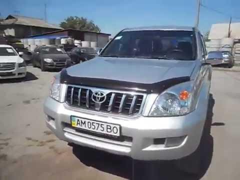 Toyota Land Cruiser Prado 340000 грн В рассрочку 8 998 грнмес  Житомир  ID авто 253750