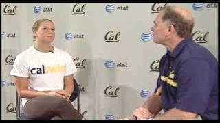 Cal Athletics: 2008 Summer Olympians - Hannah Wilson