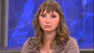 Пусть говорят - Украденная любовь 19.05.2014 передача