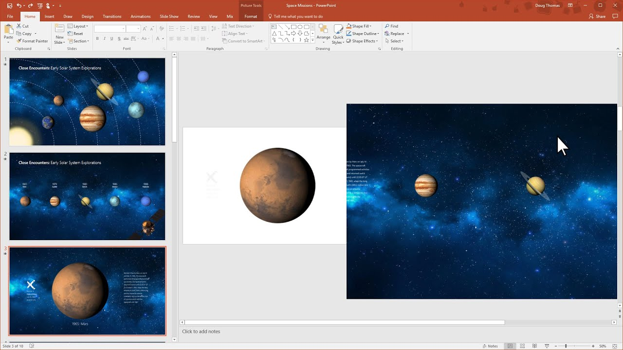 Advance PowerPoint Morph secrets