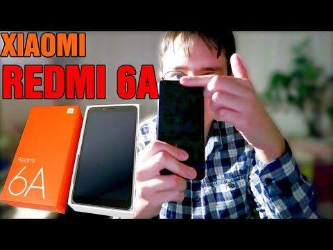 Обзор Xiaomi Redmi 6A. Лучший бюджетник?!