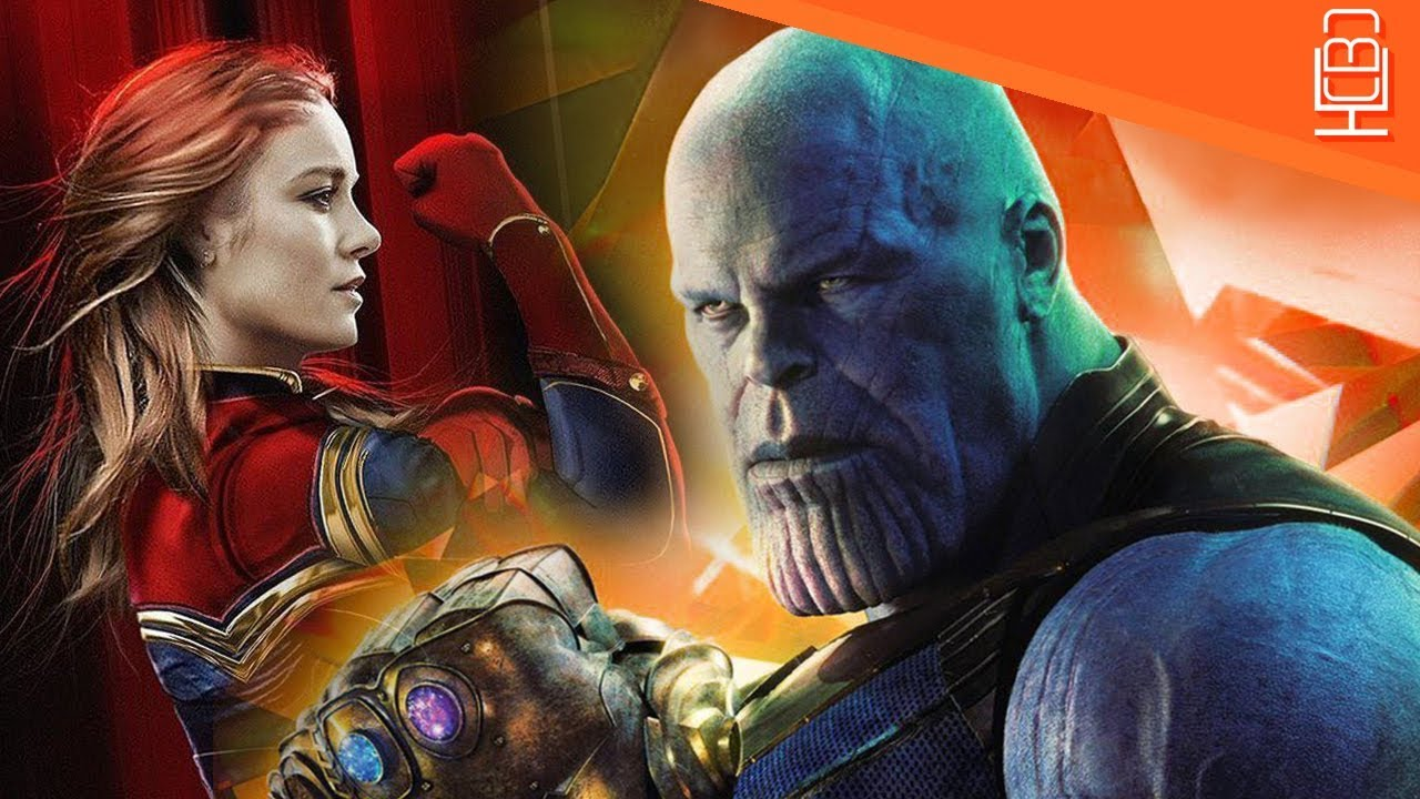captain marvel shot scenes for avengers infinity war with thanos