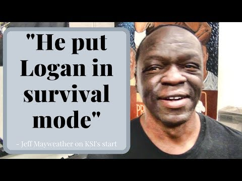 Jeff Mayweather says there is no way Logan Paul could have won his fight with KSI
