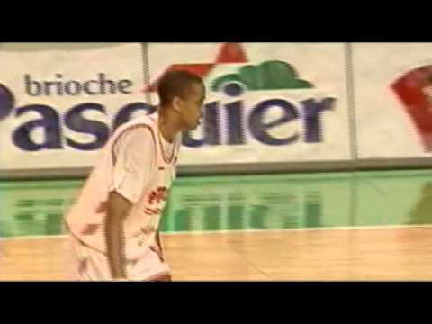 CB Eric John Cholet Basket 19891996