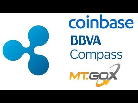 Ripple CEO Calls on Coinbase to List XRP! - BBVA Savings using Ripple - Mt. Gox Civil Rehabilitation
