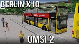 OMSI 2 - Berlin X10