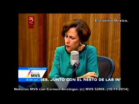 Denise Dresser reflexiona frase de Murillo Karam. Caso Ayotzinapa.