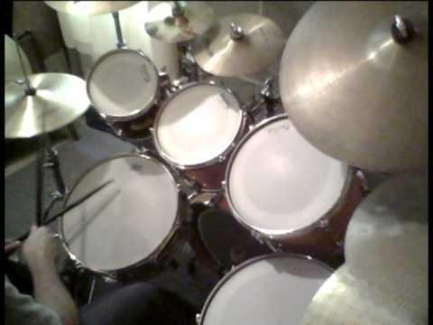 Great Drum Grooves 18 - Larry Mullen Jr. of U2 in