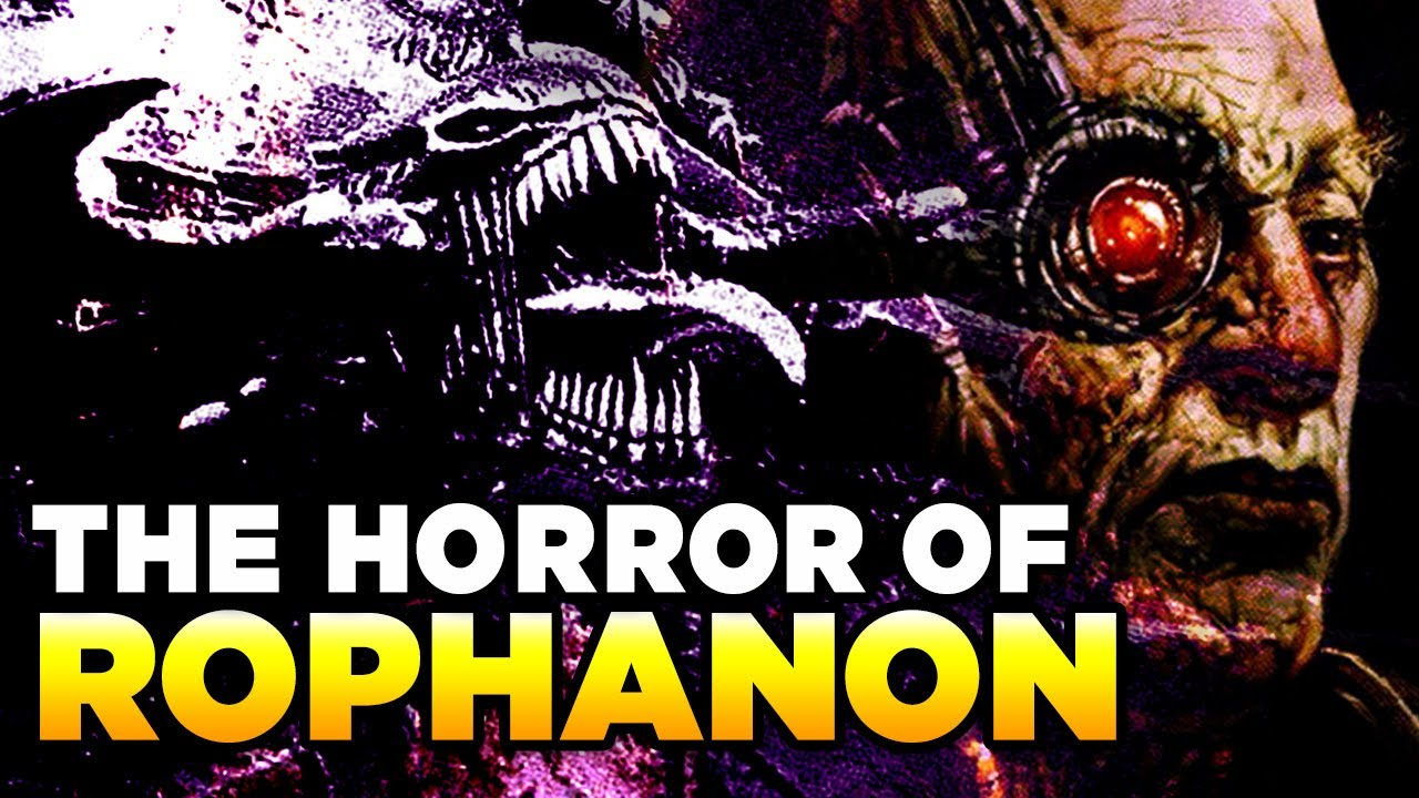 40K - THE HORROR OF THE ROPHANON REBELLION | WARHAMMER 40,000 Lore/History