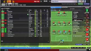 Football Manager 2014 Let's Play - Manchester United #36 | YOUNG & OLD | 3D GAMEPLAY