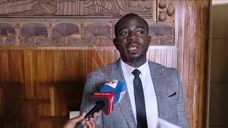 OBUTEBENKEVU MU GGWANGA: Minisita Muhoozi waakunnyonnyola palamenti enkya