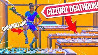 CIZZORZ DEATHRUN 3.0 TESTEN!! CODE LEAKED! Fortnite Battle Royale