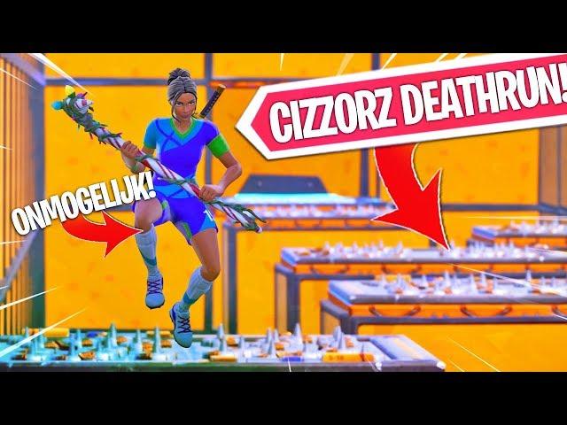 CIZZORZ DEATHRUN 3.0 TESTEN!! CODE LEAKED! Fortnite Battle Royale