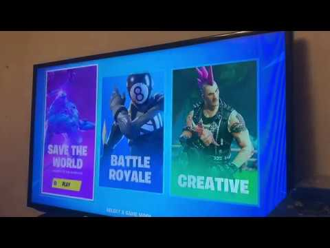 How To Get Fortnite On PS4