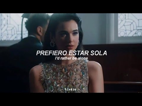 Dua Lipa - We're Good (Official Music Video) || Sub. Español + Lyrics