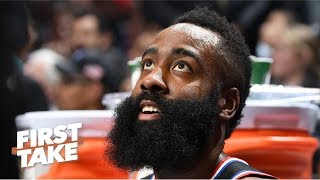 Criticism for James Harden is 'pure player-hating' - Max Kellerman | First Take