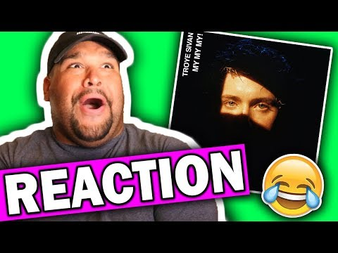 Cover Lagu Troye Sivan - My My My! [REACTION] STAFABAND