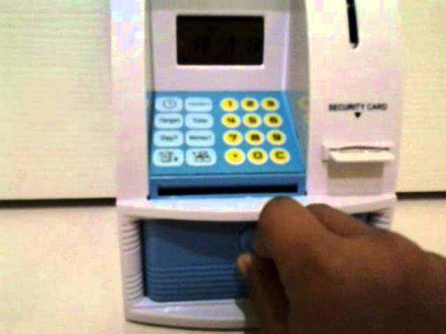 Mini atm Travel Video