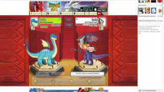 Venciendo al Dragon Frakie y Dragon Halloween De Dragon City