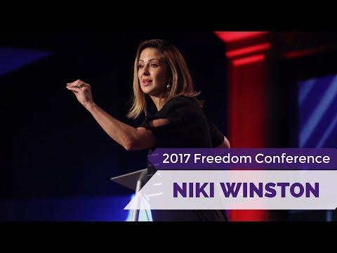 Niki Winston - 2017 Freedom Conference